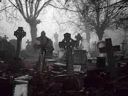 Rituales de protección para entrar y salir de un cementerio